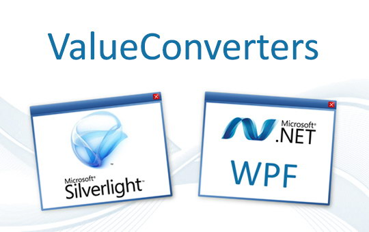 NET - Generic custom WPF/Silverlight value converters